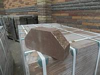 Кирпич с двумя гранитн скошенными углами 250х120х65