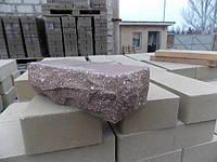Кирпич «скала»  тычковой  230х100х65