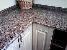 Столешницы из камня для кухни, фото 3