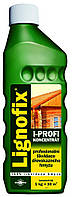 Антисептик для ликвидации насекомых в древесине Lignofix I-Profi (Концентрат 1:4) бесцветный 1 кг