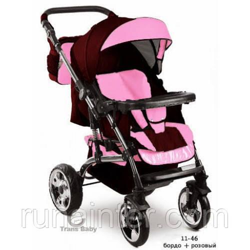 Прогулочная коляска VIKING Trans-Baby 11/46 (Викинг Транс Бейби 11/46)
