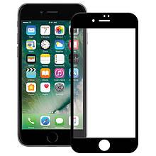 Защитное стекло Full screen PowerPlant для Apple iPhone 7/8, Black