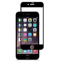 Защитное стекло Full screen PowerPlant для Apple iPhone 7 Plus/8 Plus, Black