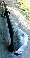 Винтовой транспортер (шнековый загрузчик) диаметром 219 мм, длиной 8 метров, фото 2