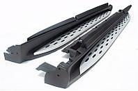 Mercedes W166 боковые пороги подножки площадки на для MERCEDES MERCEDES-BENZ Мерседес W166 ML/GLE 2011-