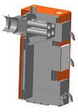 Твердотопливный промышленный одноконтурный котел ТермоБар КС-Т-50 , фото 2