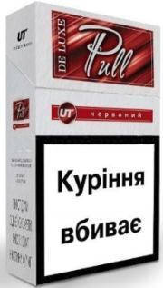 Сигареты Pull deluxe Red , фото 2