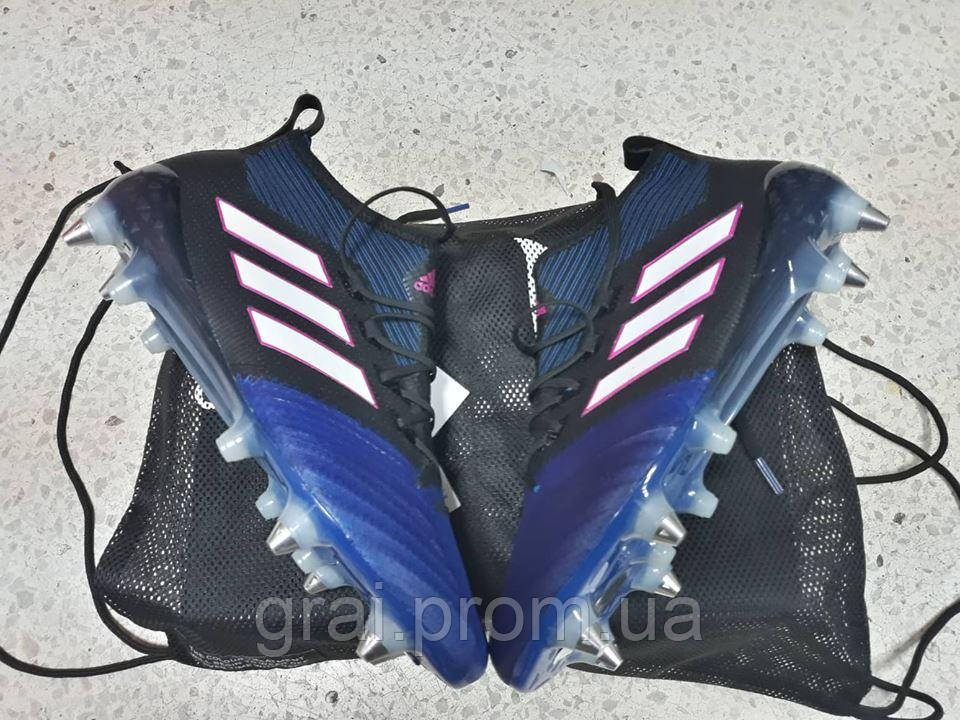 buy online dd5e3 ce6bb Бутсы adidas ACE 17.1 Primeknit SG: продажа, цена в Киеве. футбольная обувь  от