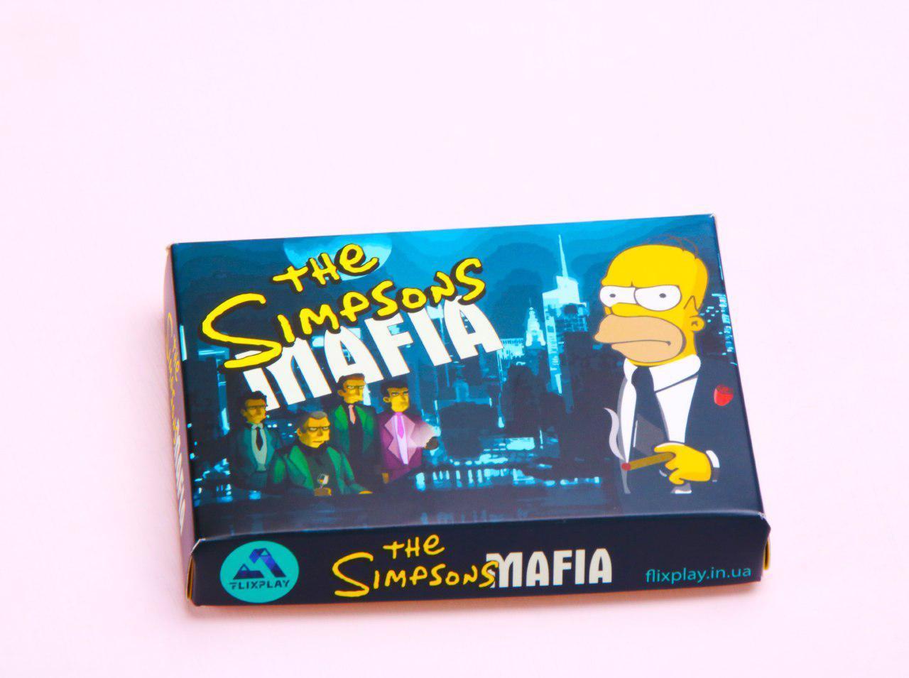 """""""Мафия Симпсоны"""" """"The Simpsons MAFIA"""""""