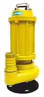 SHIMGE WQD6-12-0.55L1 Погружной дренажный насос для грязной воды с одним двуканальным закрытым рабочим колесом