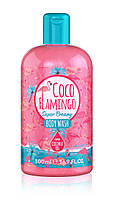 Крем-гель для душа с маслом кокоса Inecto COCO Flamingo Super Creamy Body Wash 500 мл