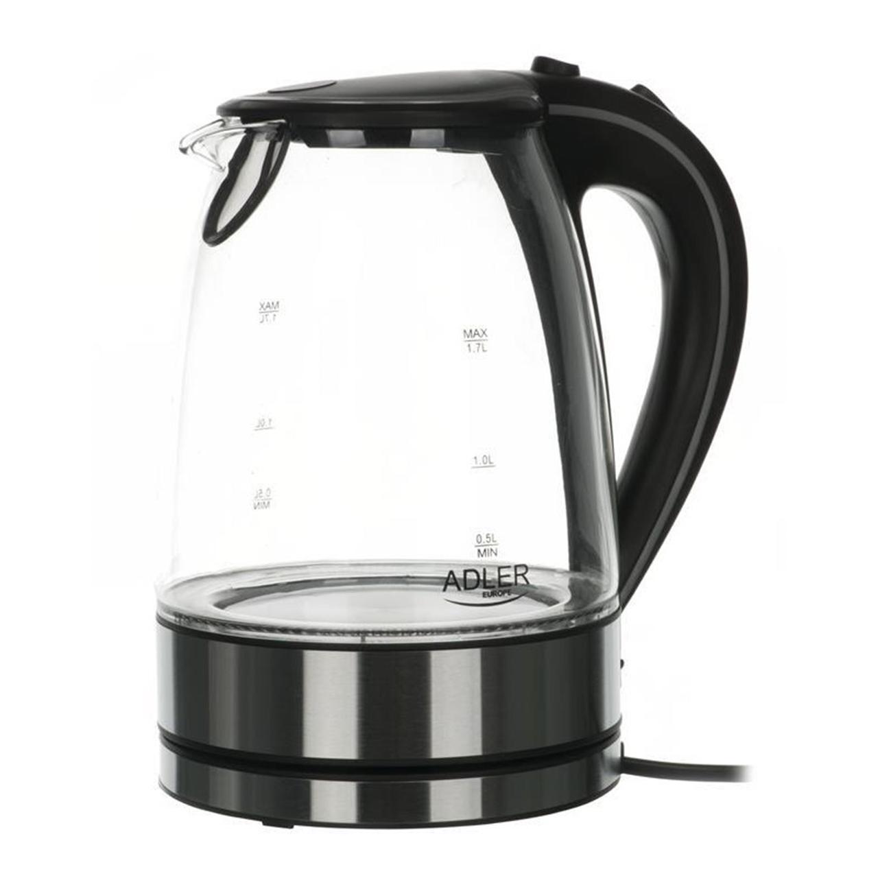 Чайник Электрический ADLER AD1225 (Код:1712) Состояние: новое, фото 1