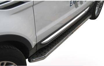 Range Rover Evoque бічні пороги підніжки майданчики для Range ROVER Рандж Ровер Evoque