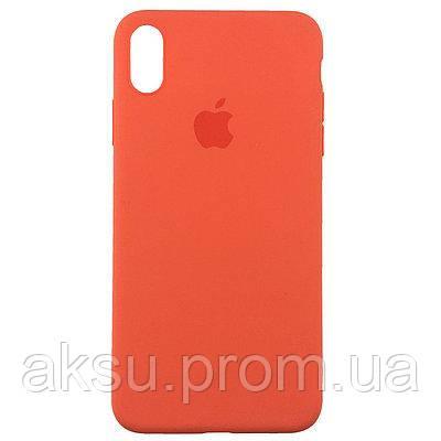 Чехол накладка для iPhone XS Max Silicone Slim Case
