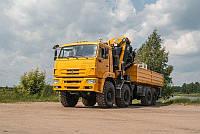 Перевозки манипулятором тяжелых грузов