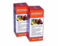 Брунька - фунгицид + инсектоаккарицид - 20 мл