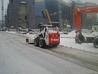 Вывоз и уборка снега