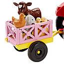 Лялька Барбі Фермер на тракторі Barbie Doll and Tractor, фото 7