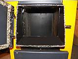 Котел-піч КОТВ-17,5 з варильною поверхнею на твердому паливі, фото 5