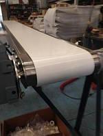 Ленточный конвейер шириной ленты 300 мм, длиной 1 м, 0,37 кВт 380 В