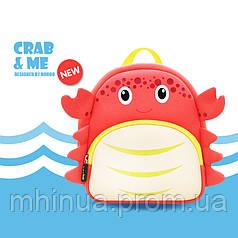 Детский рюкзак Nohoo Крабик (NH027)