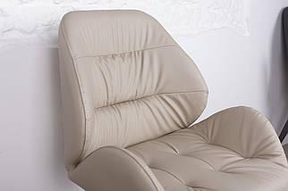 Поворотный стул Tenerife Бежевый  ТМ Nicolas, фото 3