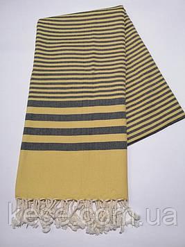 Пештемаль для хамам *Adalar* (желтый)