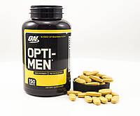 Витамины для мужчин Optimum Nutrition  Opti-Men (150 tabs)
