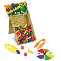 Детская обучающая и развивающая игра Фруктовая лавина Ленинг Ресурс Learning Resources LER 5070