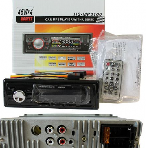 Автомагнитола Mp3 HS-MP3100
