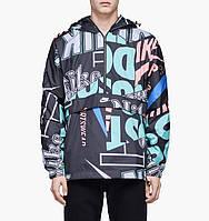 613a9857 Куртка мужская Nike AOP Sportswear Jacket AQ0584-010 XL Разноцветная  (091209784532)