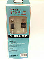 Магнітний зарядний кабель для iPhone magnetic lightning