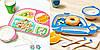 """Детский набор эко-посуды из бамбукового волокна """"Кит"""", фото 2"""