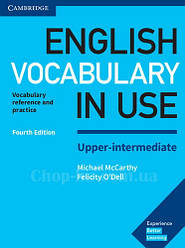 Книга English Vocabulary in Use Fourth Edition Upper-Intermediate with answer key