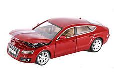 Машинка 68248А металлическая AUDI A7. Масштаб 1:24, фото 3