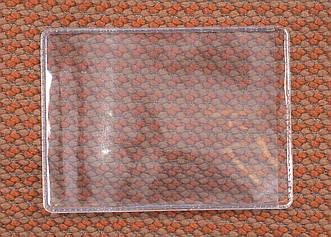 Обложка на пенсионную карточку 250 мкрн
