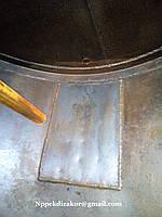 Ремонт стальных резервуаров