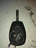 Замок запалювання Master III/Kangoo 2008- / Clio III/twingo/ 8200214168 б/у з контактною групою, фото 3