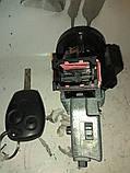 Замок запалювання Master III/Kangoo 2008- / Clio III/twingo/ 8200214168 б/у з контактною групою, фото 2