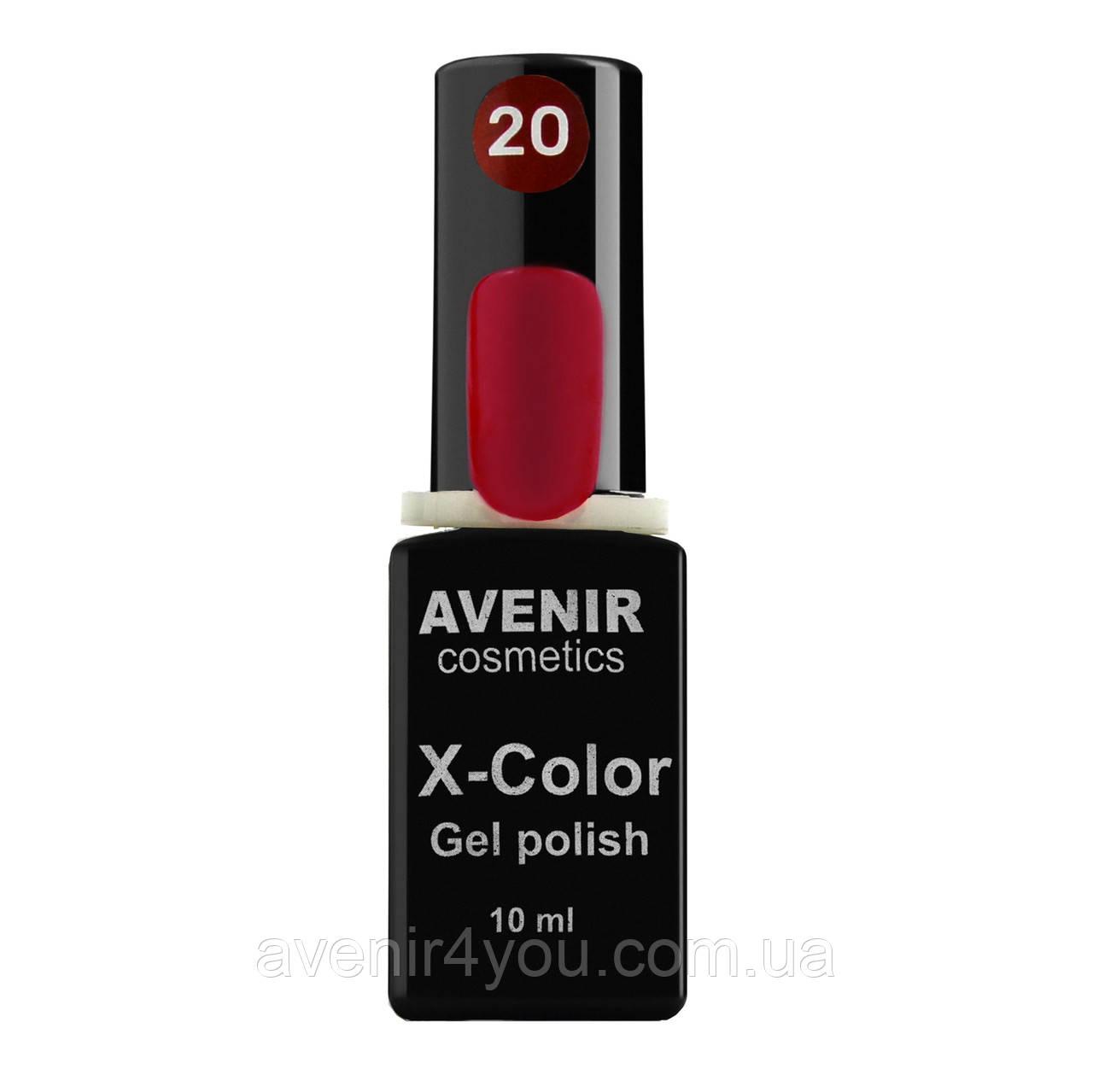 Гель-лак X-Color №20