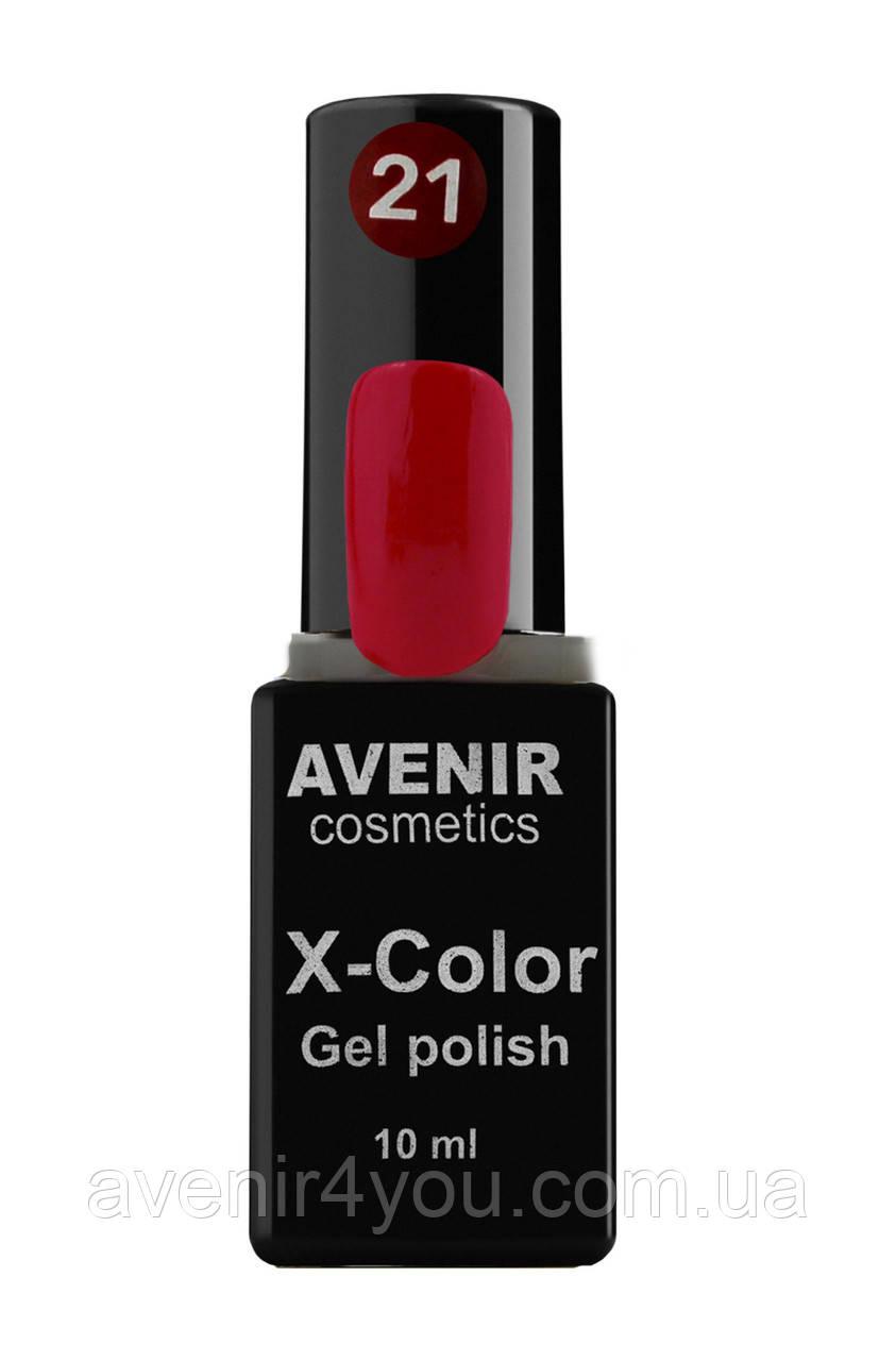 Гель-лак X-Color №21