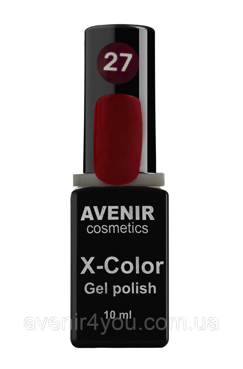 Гель-лак X-Color №27