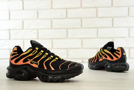 8fc026f4 Мужские кроссовки Nike Air Max TN Black/Red Fire: продажа, цена в ...