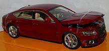 Машинка 68248А металлическая AUDI A7. Масштаб 1:24, фото 2