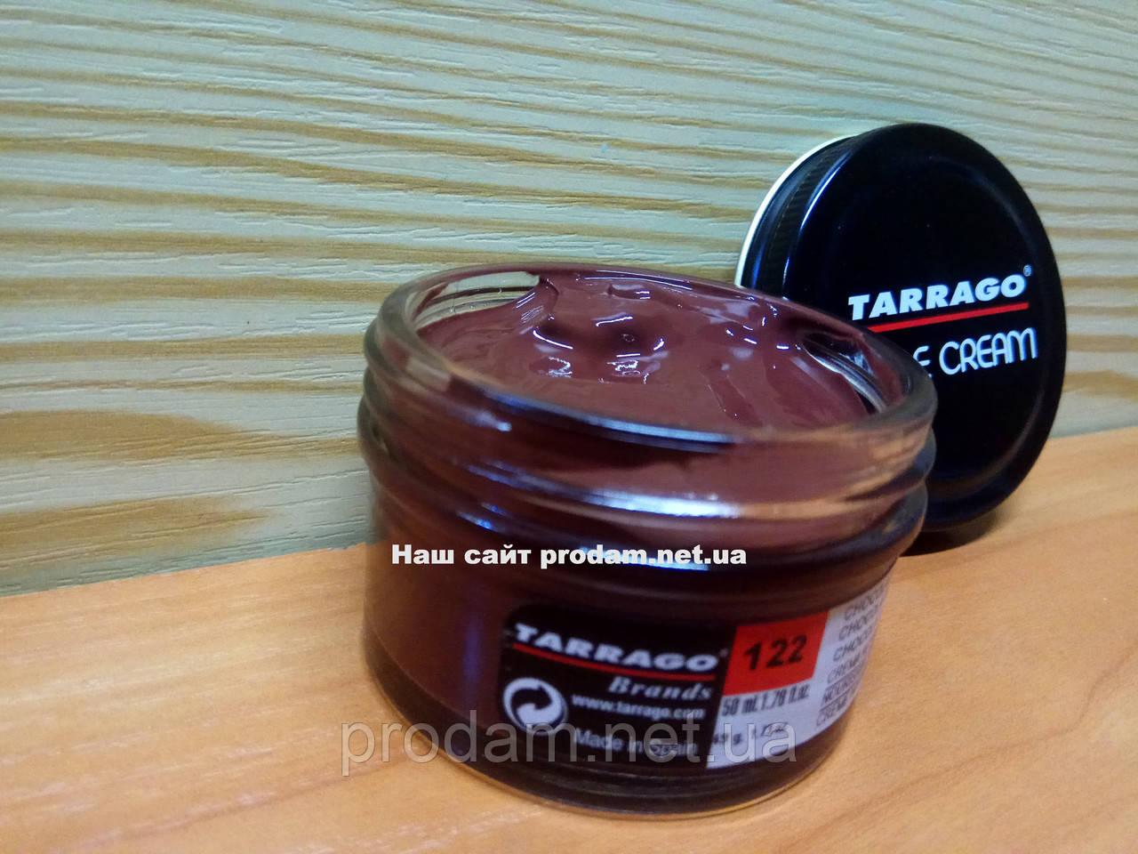 Крем для взуття Tarrago № 122-chocolate,шоколат