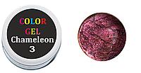 Гель-краска  CHAMELEON №3 5 ML NAILS MOLEKULA DELUXE LINE