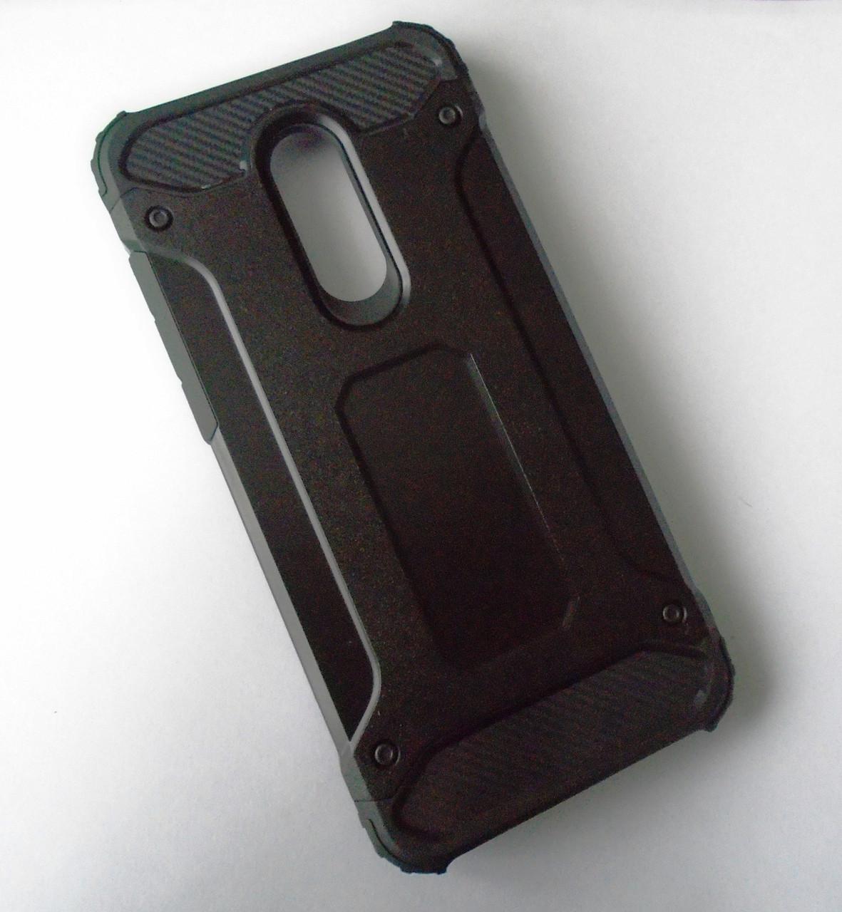 Бронебойный противоударный чехол накладка для Xiaomi Redmi 5 Plus 5+