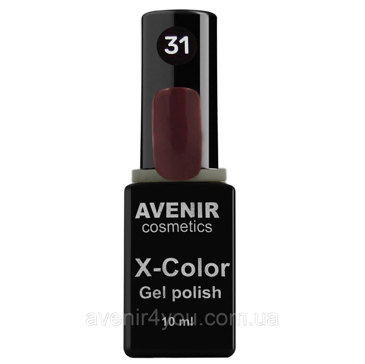 Гель-лак X-Color №31