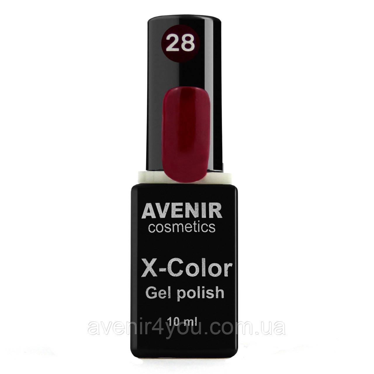Гель-лак X-Color №28