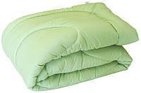 """Одеяло силиконовое зимнее 205х140 салатовое чехол микрофибра ТМ """"Руно"""""""